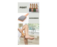 Foot Callus Scrubber Brush For Dead Skin