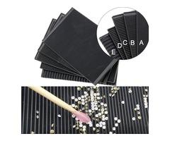 Professional Nail Spot Decoration Drill Plate Nail Art Tools | free-classifieds-usa.com