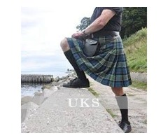 Buy Scottish Clan Tartan Kilts Collection Near me in USA at UtilityKiltStore®