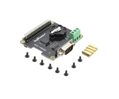 X230 RS232 Seria Port Real-time Clock (RTC) Expansion Board for Raspberry Pi