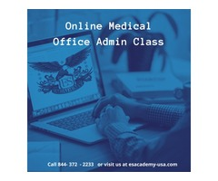 Your Future – Online Medical Office Admin Class