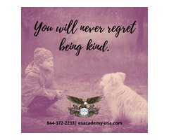 Never Regret Being Kind - Online Certified Home Health Aide