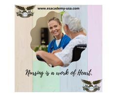A Work of Heart – Certified Nurse Aide Class