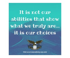 Our Choices Make Us – Online Medical Assistant Class