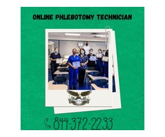 Reward Yourself – Online Phlebotomy Technician Classes