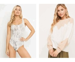 Affordable boho chic tops for fashion conscious customers
