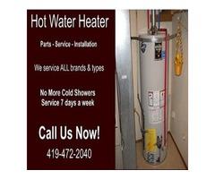 Best Water Heater Repair Toledo Ohio | Bluflame