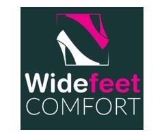 Widefeet Comfort | Extra Wide Shoes & Plus Size Heels for Women Online