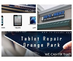Get Affordable Tablet Repair Orange Park Services at Re-konekt