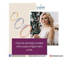 Best Online Jewelry Store in texes | Cluster Carat