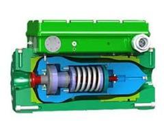 Gas Turbine Gas Fuel Metering Valve
