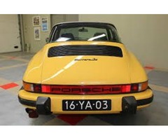 beautiful  1976 Porsche 911 Targa