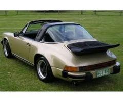 lovely 1976 Porsche 911 Targa