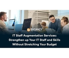IT staff Augmentation services