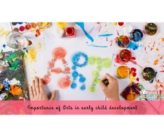 Importance of Arts in Early Child Development