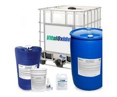 Vital Oxide Full Strength RTU Disinfectant Plus Odor Remover