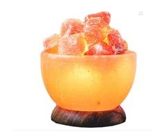 Ember - Himalayan Pink Salt Fire Bowl - Free Shipping