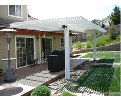 Patio Covers Lincoln - Give Lavish Look To Your Home