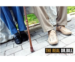 Elderly Foot Care | Common Foot Problems in Elderly | Podiatric Surgeon - The Real Dr.Bill