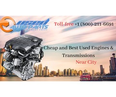 Buy Cheap and Best Used Engines & Transmissions