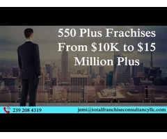 Franchise Consulting Group USA - Certified Franchise Consultant