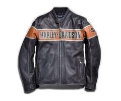 Harley Davidson Leather Jackets Men