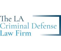 The LA Criminal Defense Law Firm