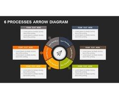 PowerPoint Templates for Arrow Diagram