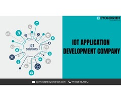 Foster business growth with our IoT application development company