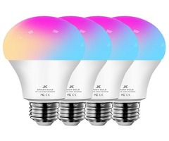 Smart Bulb Alexa Light Bulbs Color Changing 5 7 9 Watt WiFi Enable App Remotely Control