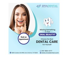 Get a Confident Smile with Ziva Dental