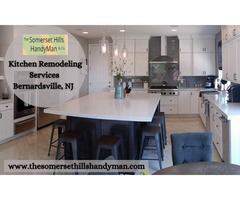 Get Bernardsville NJ Kitchen Remodeling Services | The Somerset Hills Handyman