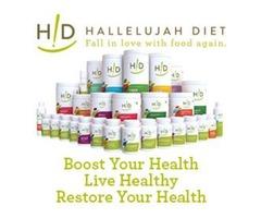 The Hallelujah Diet food,Organic & Plant based Super food