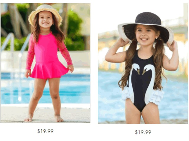 Swimsuits for Kids Girls - Miabellebaby   free-classifieds-usa.com