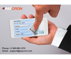 Electronic Check - Instant Payment Processing Solution