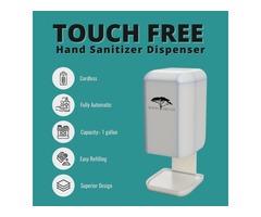 Best Hand Sanitizer Dispenser - Raintree P-1900