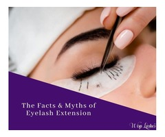 The Facts & Myths of Eyelash Extension