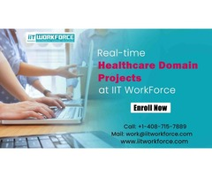 Real-time healthcare domain projects at iiT WorkForce
