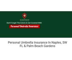 Personal Umbrella Insurance In Naples