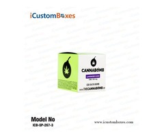 Get custom bath bomb packaging wholesale at iCustomBoxes
