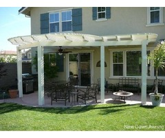 Patio Covers Rocklin - New Dawn Awning