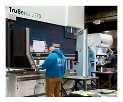 Best Fabricated Metal Manufacturing | The Yarder Mfg. Co.