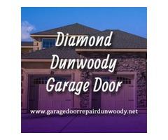 Diamond Dunwoody Garage Door