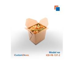 Get a 40% discount at Noodle boxes wholesale