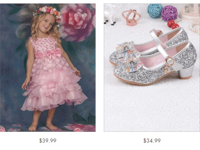 Purple Flower Girl Dress - Miabellebaby   free-classifieds-usa.com