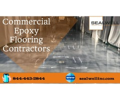 Commercial Epoxy Flooring Services In Tampa, FL | Sealwell INC