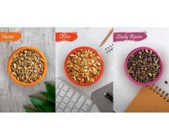 >Buy Healthy Dark Chocolate Granola | Munchilicious