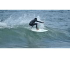 Private Surf Lessons on the Beautiful Beaches of LA