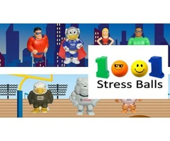 Best Promotional Stress Balls with Free Delivery