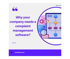 Why Your Company Needs A Complaint Management Software?